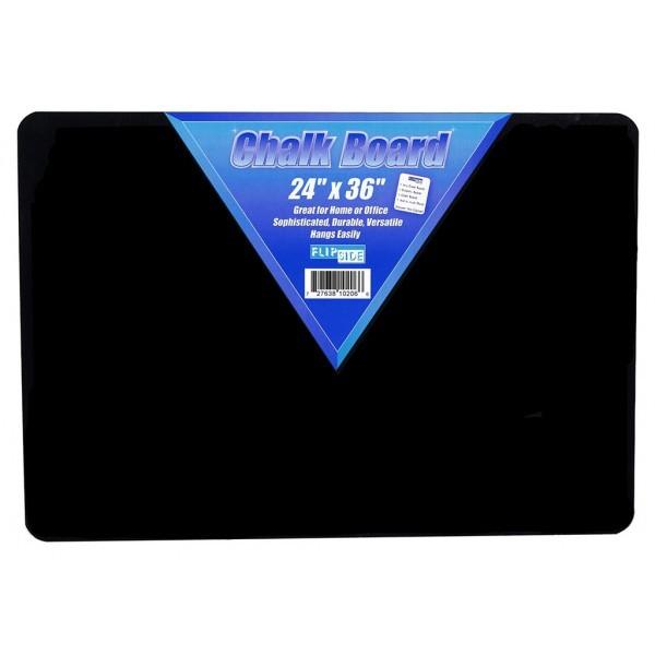 FPI 10206 24 X 36 CHALK BOARD BLACK