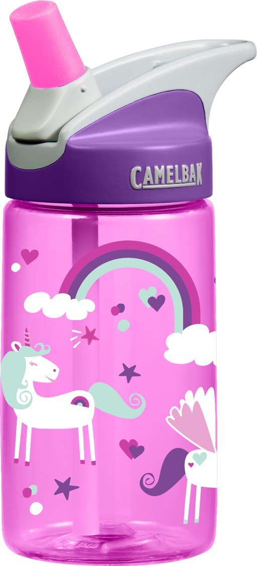 Camelbak Eddy Drink Bottle - 400ml Unicorn, One Size