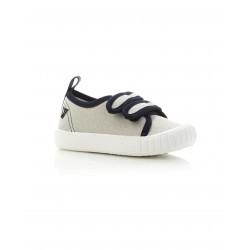 Walnut Ben Velcro Sneaker