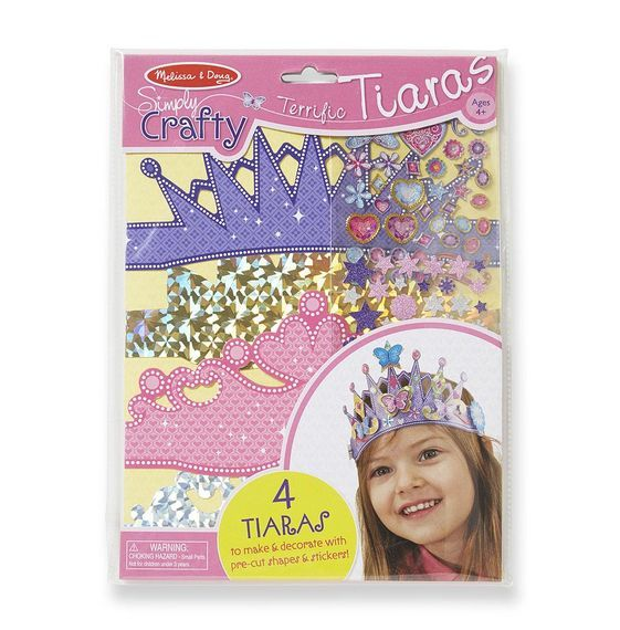 MD 9480 SIMPLY CRAFTY TERRIFIC TIARAS