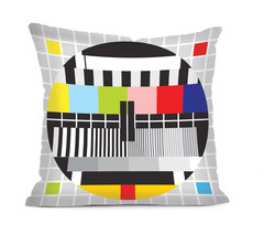 Cushion Cover Test Pattern