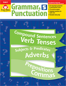 EMC 2715 GRAMMAR AND PUNCTUATION G5