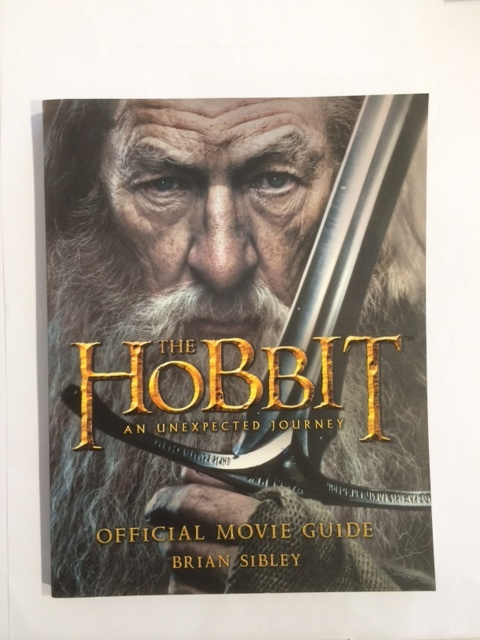 book hobbit guide
