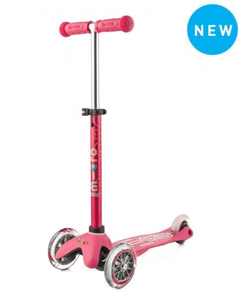 Mini Deluxe Micro Scooter, Pnk, One Size