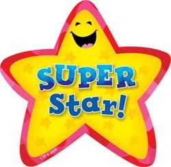 CTP 1070 SUPER STAR BADGES