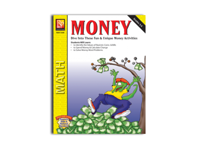 REM 536B MONEY BOOK 3-4