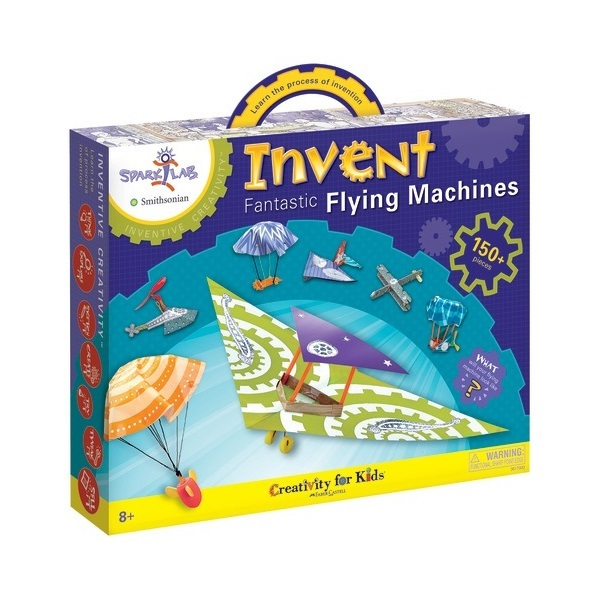FC 3617000 INVENT FLYING MACHINES