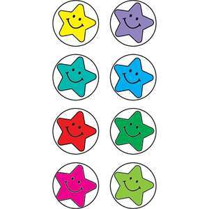 TCR 1816 HAPPY STARS MINI STICKERS