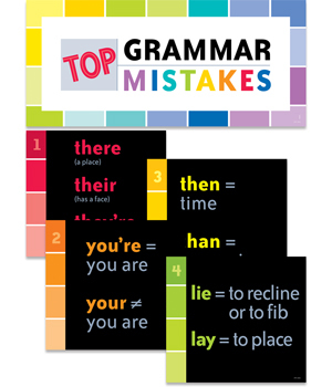 CTP 0607 TOP GRAMMAR MISTAKES BBS