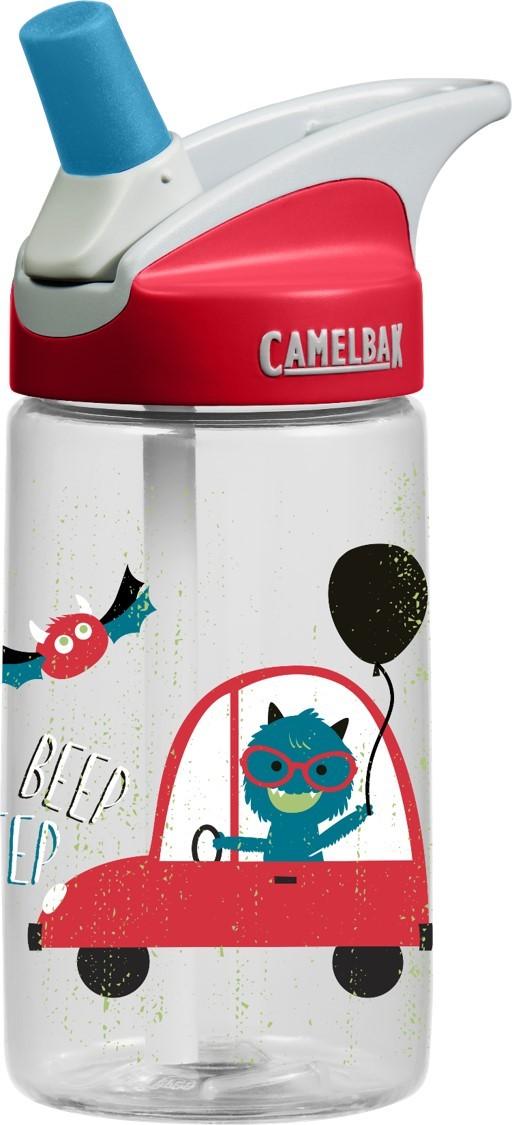 Camelbak Eddy Drink Bottle - 400ml, Monster, One Size