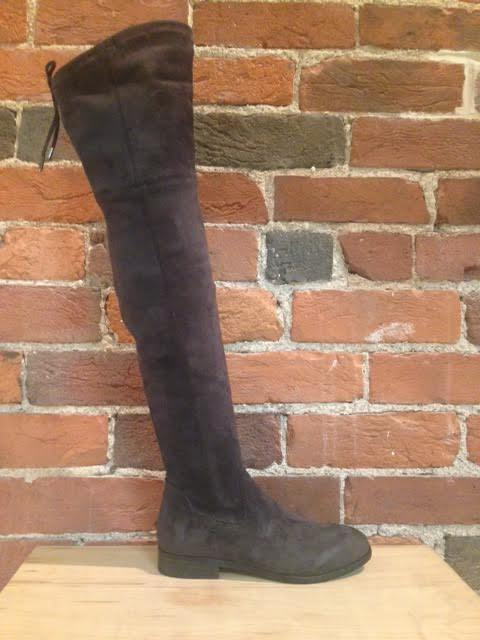 DOLCE VITA - NEELY ANTRACITE SUEDE