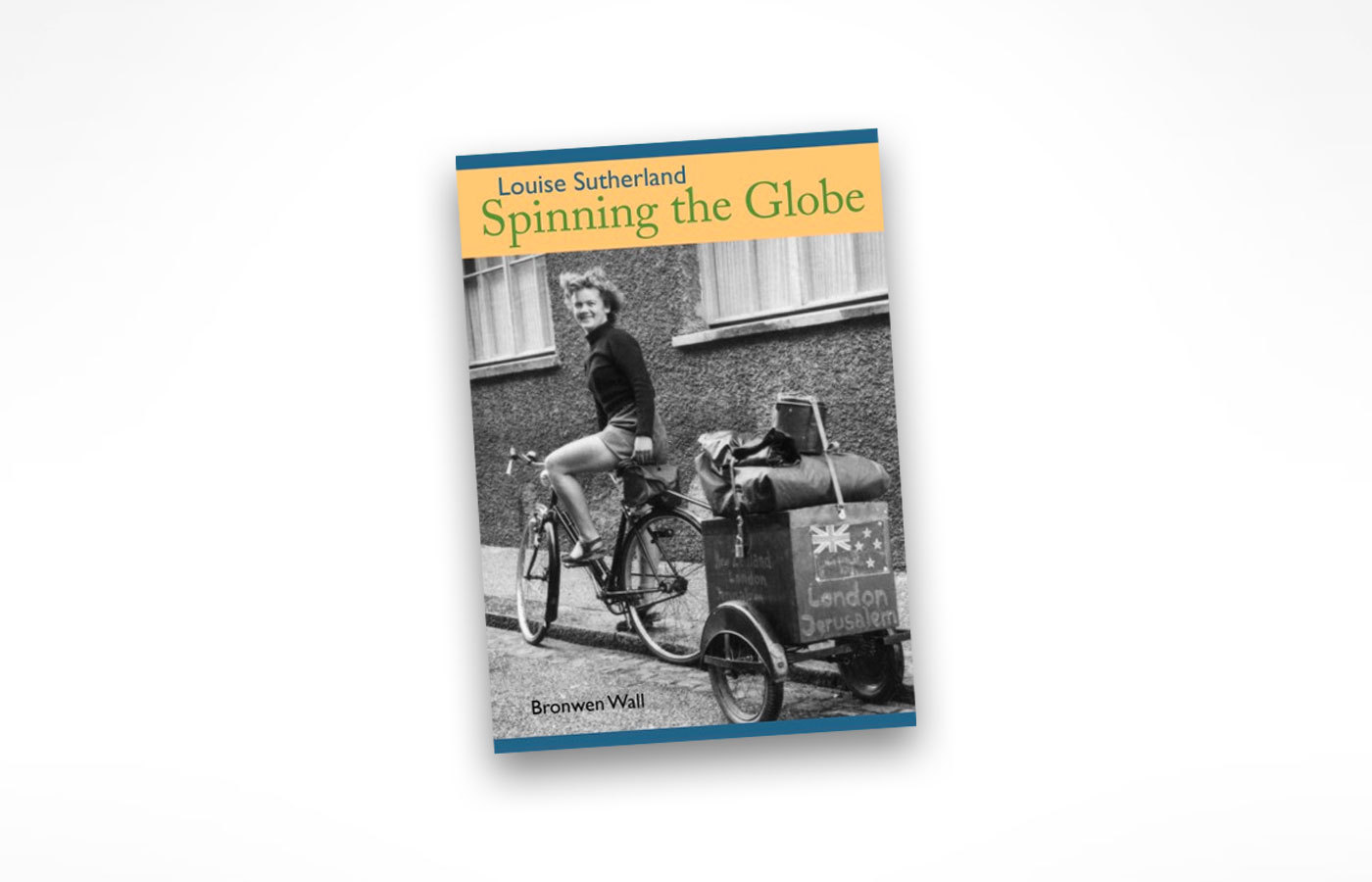 Louise Sutherland, Cycling Legends