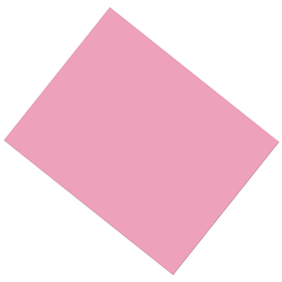 PA 5381-1 COATED POSTER BOARD PINK