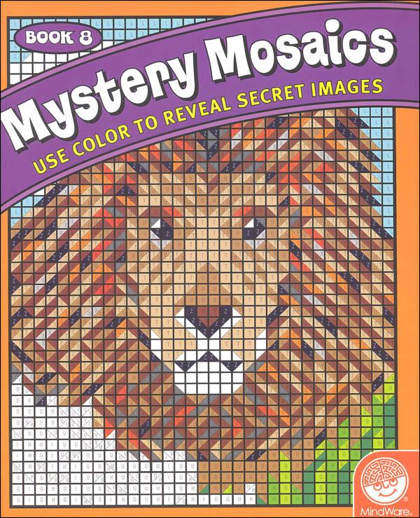 MW 13774503 MYSTERY MOSAICS BOOK 8