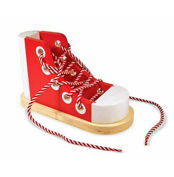 MD 3018 LACING SHOE