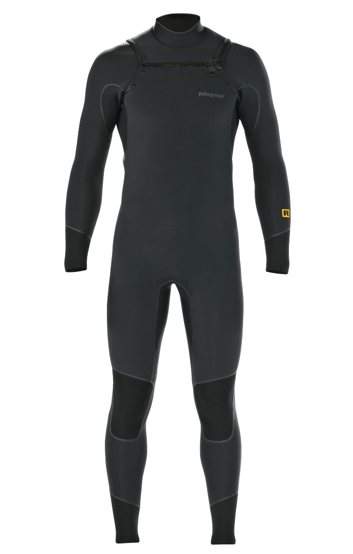 Men's R3 Front Zip Full Suit
