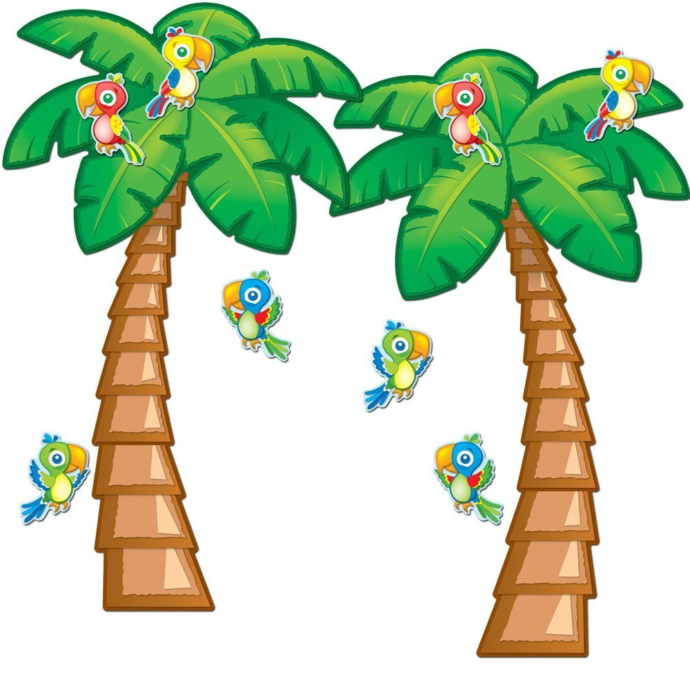 CD 110159 TROPICAL TREES BBS
