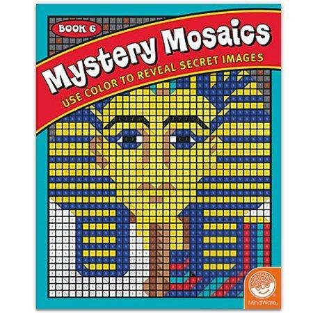 MW 13774501 MYSTERY MOSAICS BOOK 6