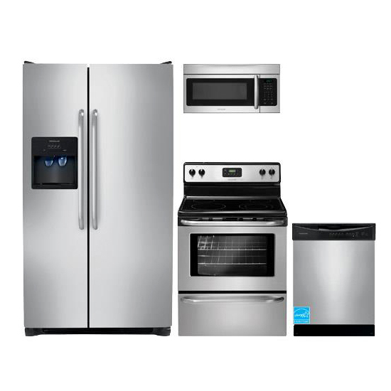 Appliance Package Stainless Steel
