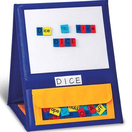 LER 7191 MAGNETIC TABLETOP POCKET CHART