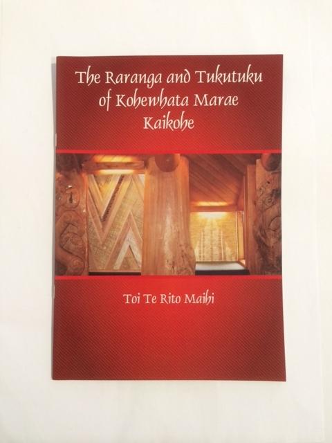 book raranga and tukutuku