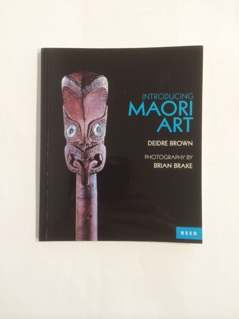 Book: Intro maori art