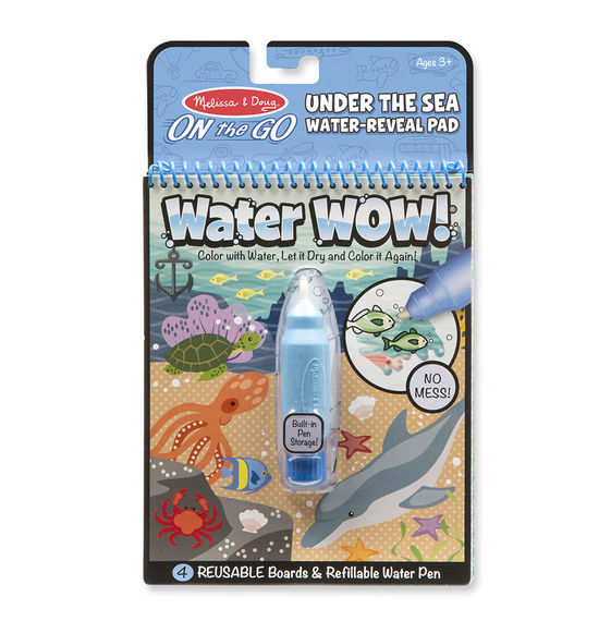 MD 9445 WATER WOW UNDER THE SEA