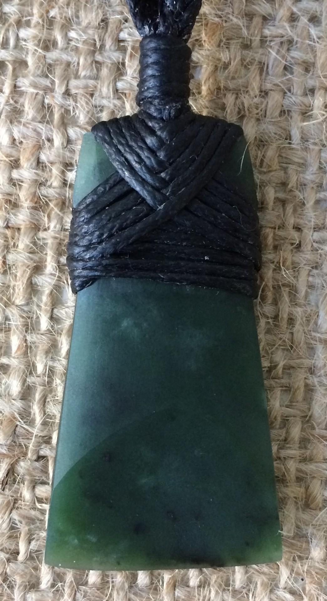 4.5cm Toki Cross Bound Green Smooth