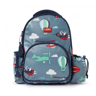 Penny Scallan NEW Kindy Backpack - (med), Space Monkey, One Size