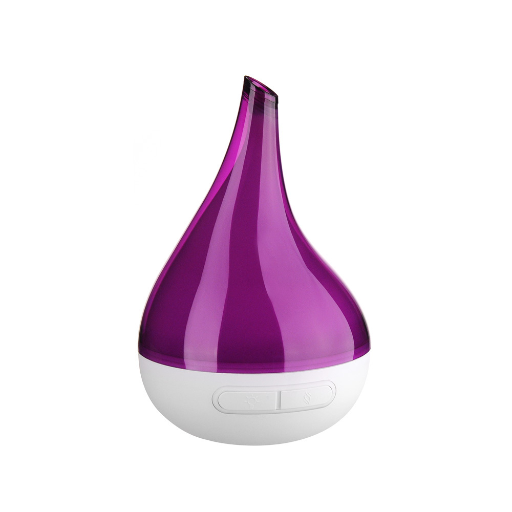 Aroma Bloom Vaporiser, Purple, One Size