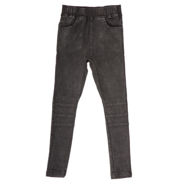 Denim Skinny Jeans Black