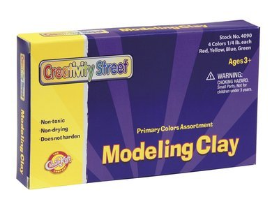CK 4090 MODELING CLAY 1 LB