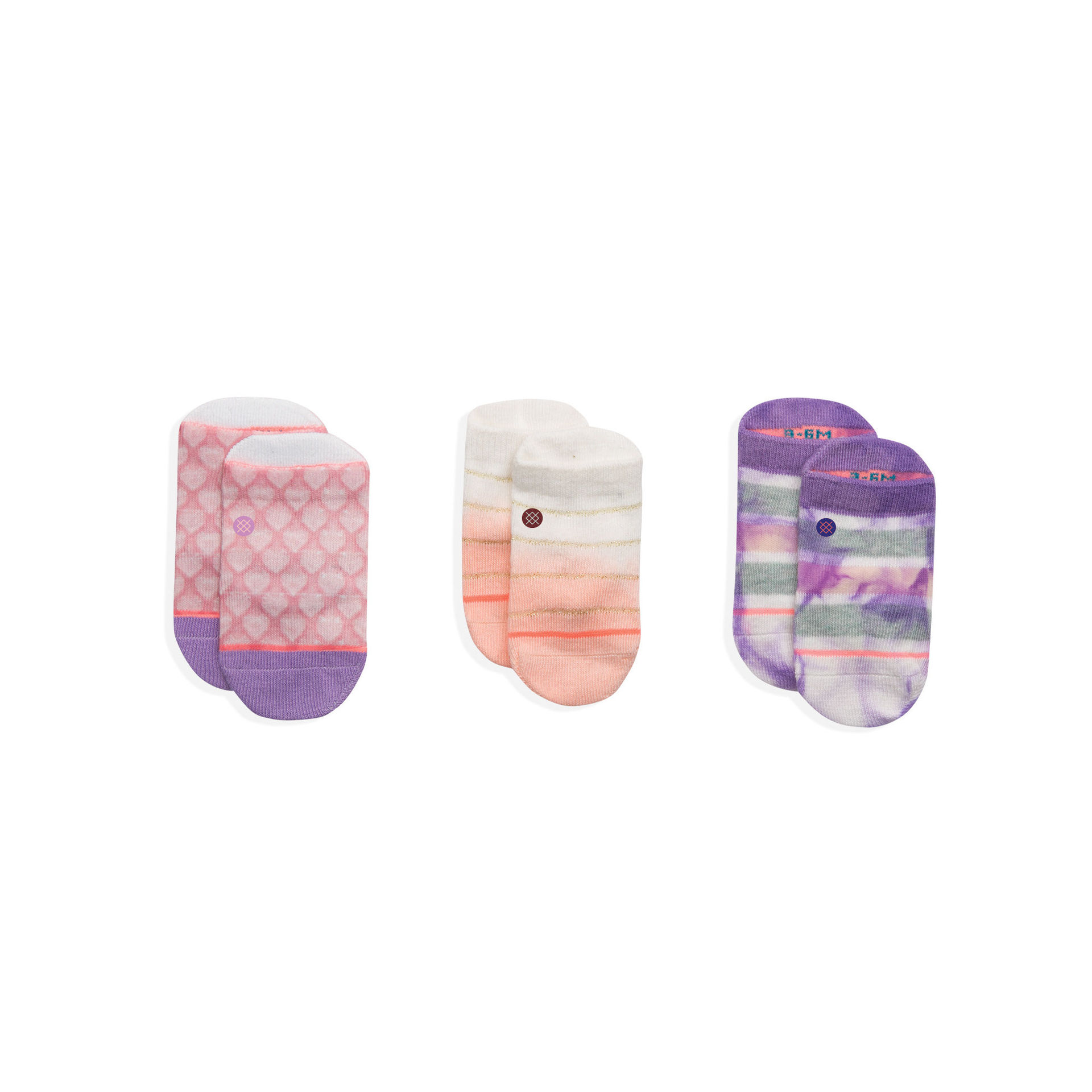 STANCE - INFANT GIRLS POP BOX SET IN MULTI