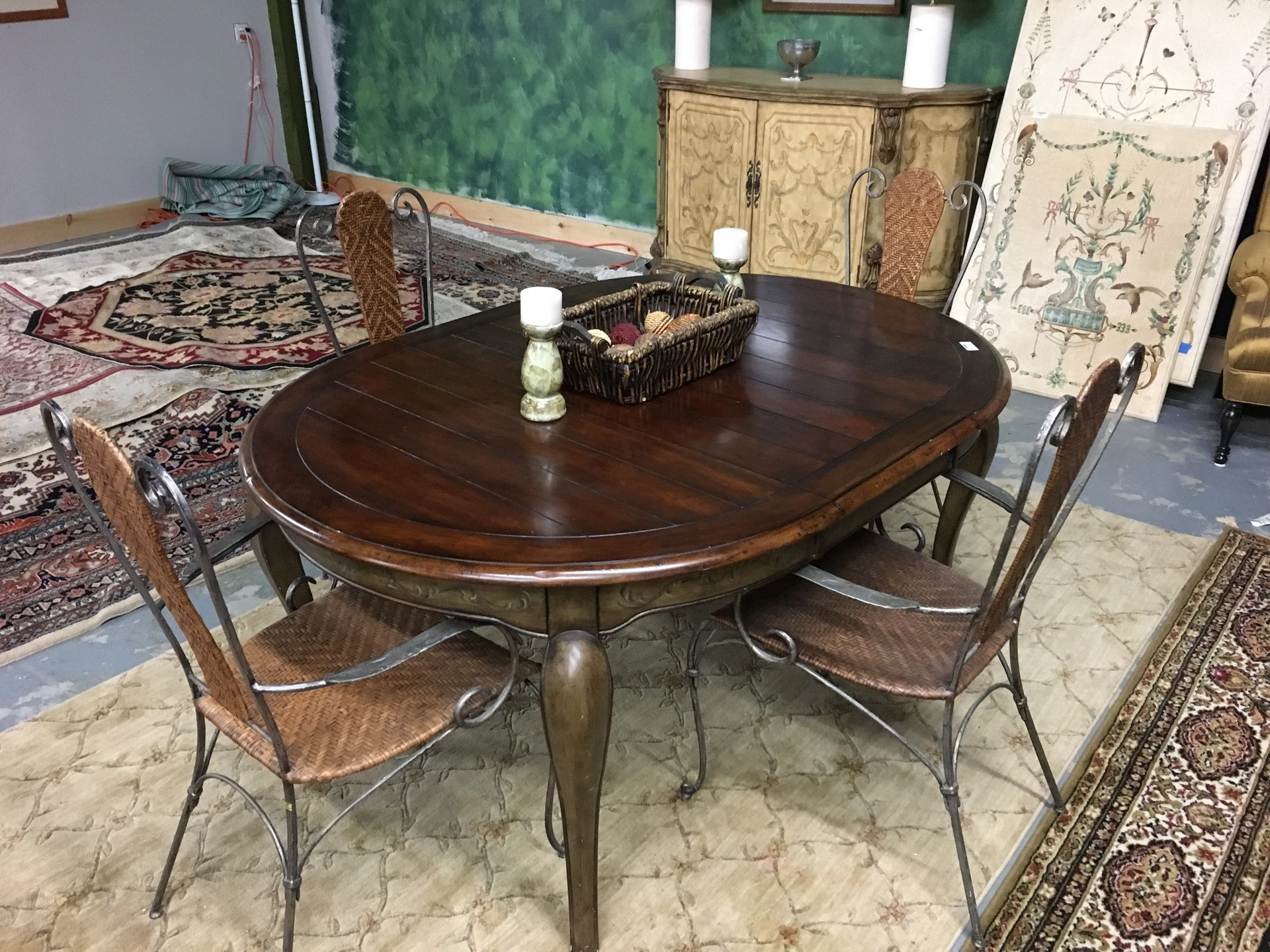 French Provincial Dining Room Sets French Provincial Dining Table New Arrivals Second Chance By