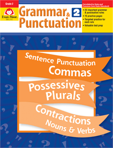 EMC 2712 GRAMMAR AND PUNCTUATION G2