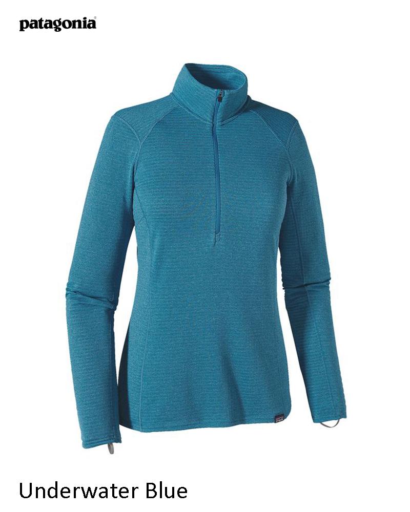Patagonia Women's Capilene Thermal Weight Zip Neck