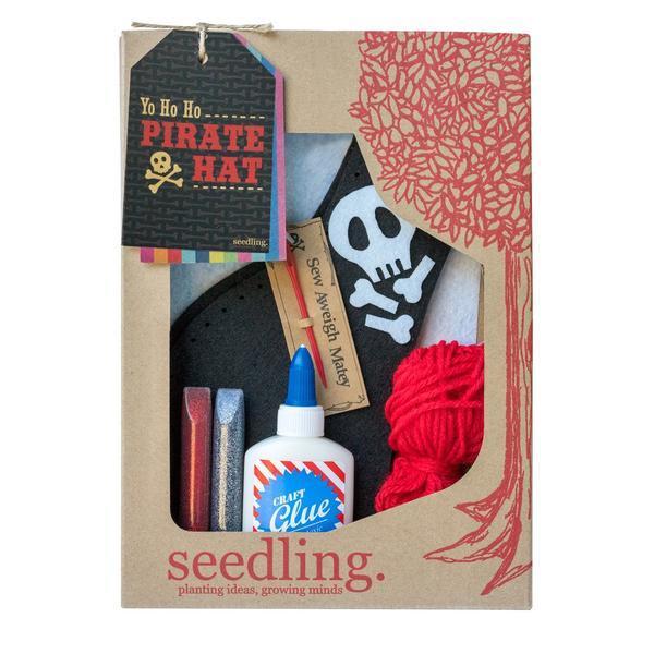 Seedling Pirate Hat Kit