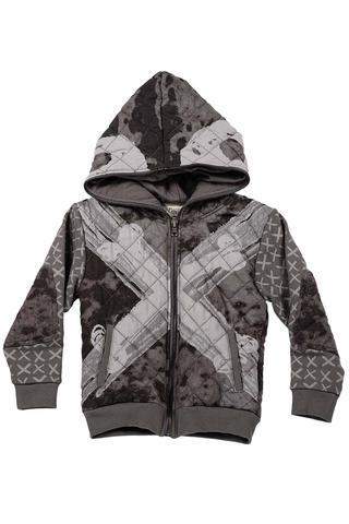 Paper Wings Padded Jacket
