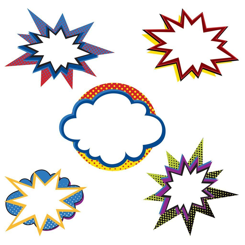 CD 120186 SUPER POWER BURSTS CUTOUT