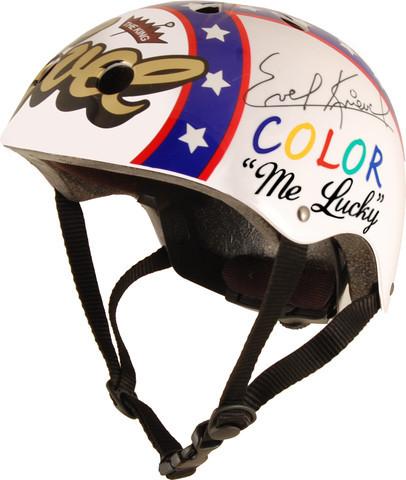 Kiddimoto Helmet, Evil, M