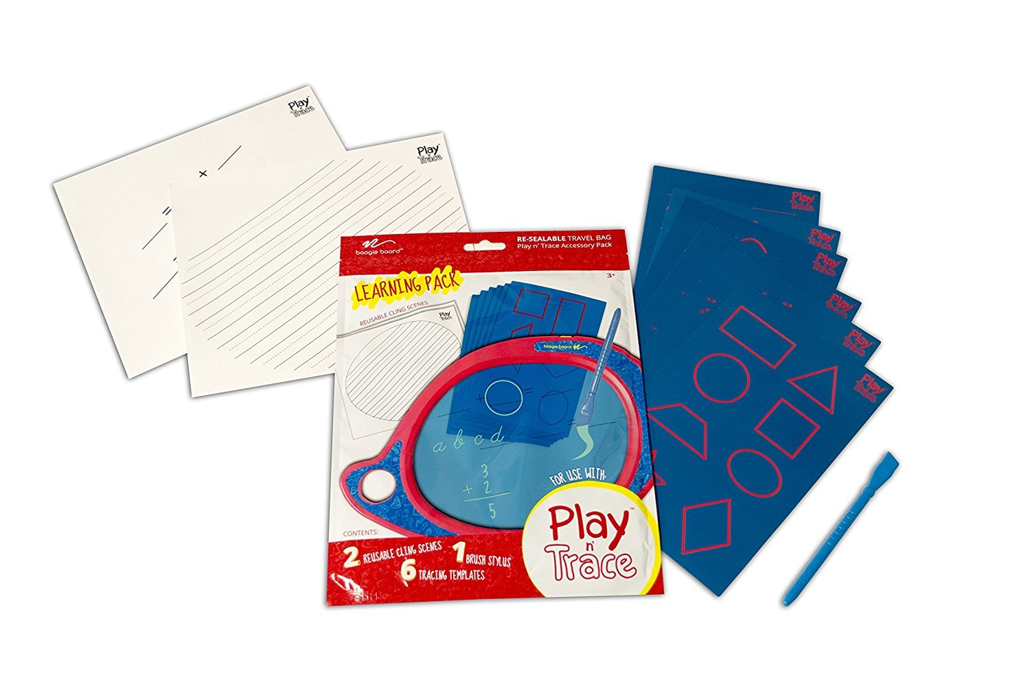 KD ACPL10005 PLAY N TRACE LETTERS NUMBERS