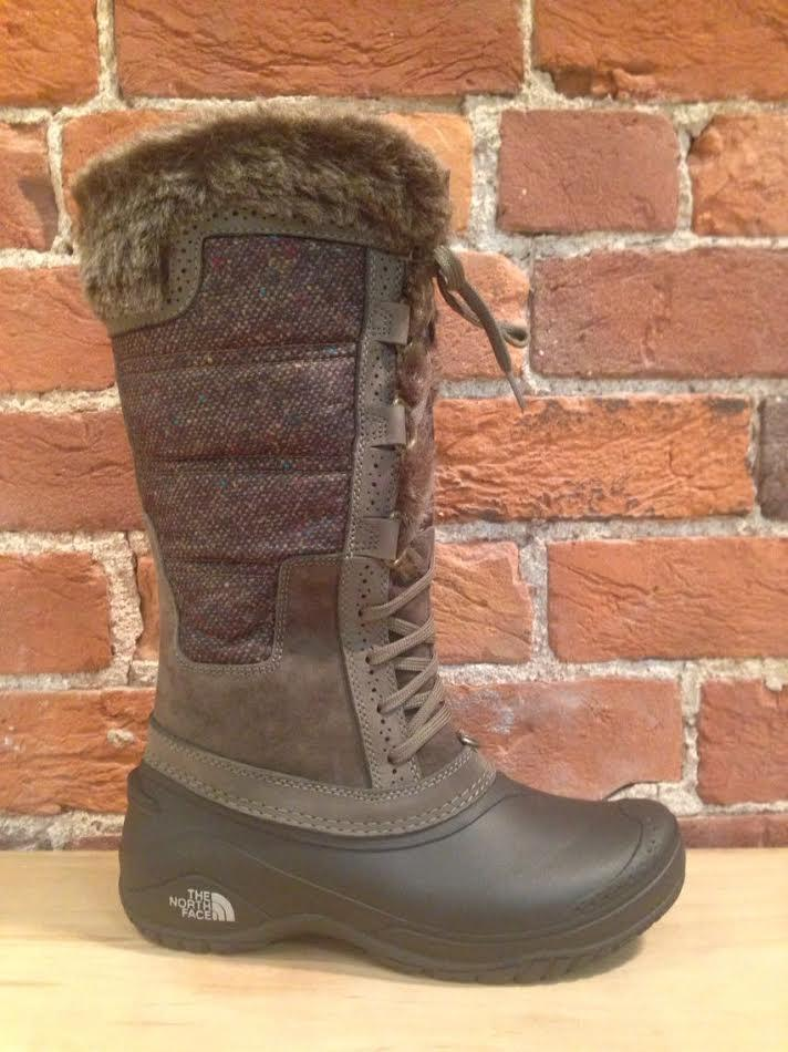 NORTH FACE - SHELLISTA II TALL WEIMARANER BROWN/DOVE GREY
