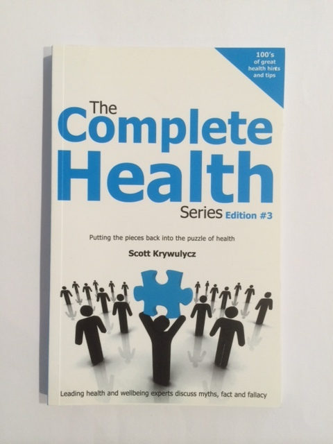 the complete health book