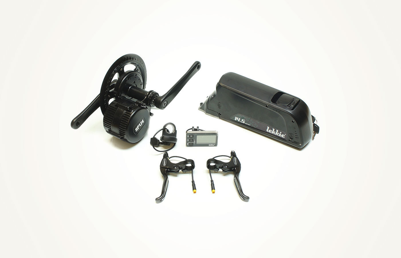Lekkie Summit Electric Bike Kit