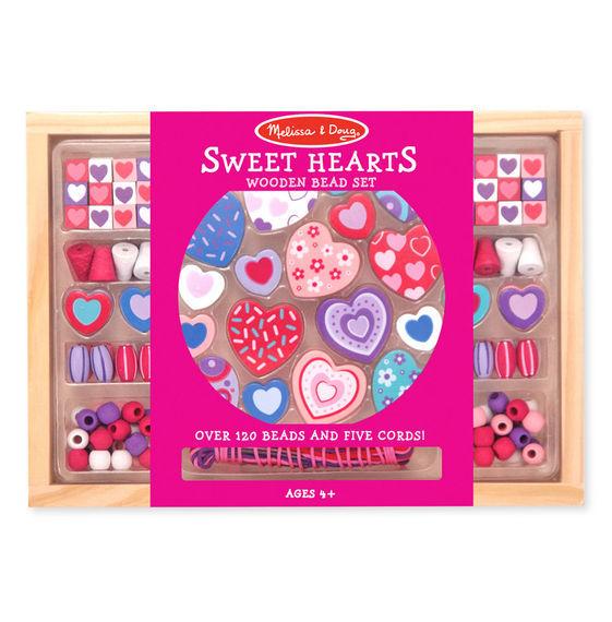 MD 4175 SWEETHEARTS BEADS SET