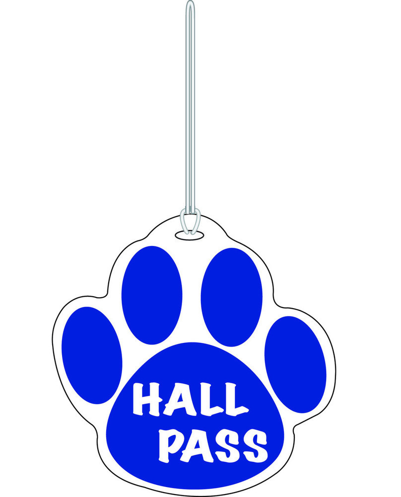 AP 10351 PASS BLUE PAW HALL