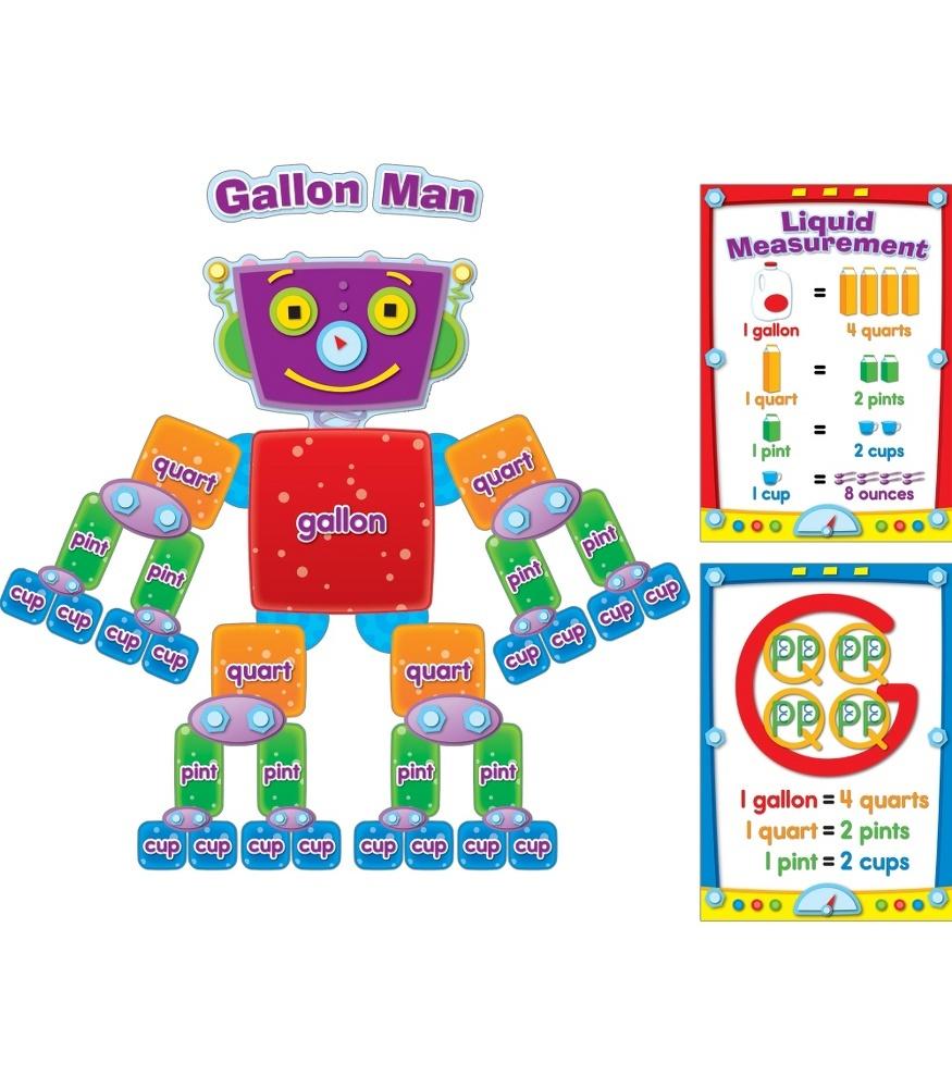 CD 110199 GALLON MAN BBS