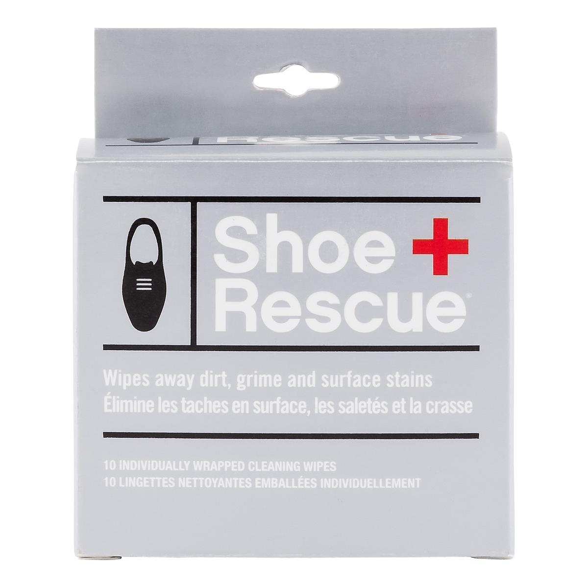 BOOT RESCUE - SHOE RESCUE WIPES 10