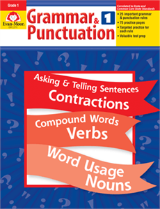 EMC 2711 GRAMMAR AND PUNCTUATION G1