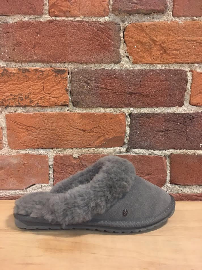 EMU - JOLIE SLIPPER CHARCOAL